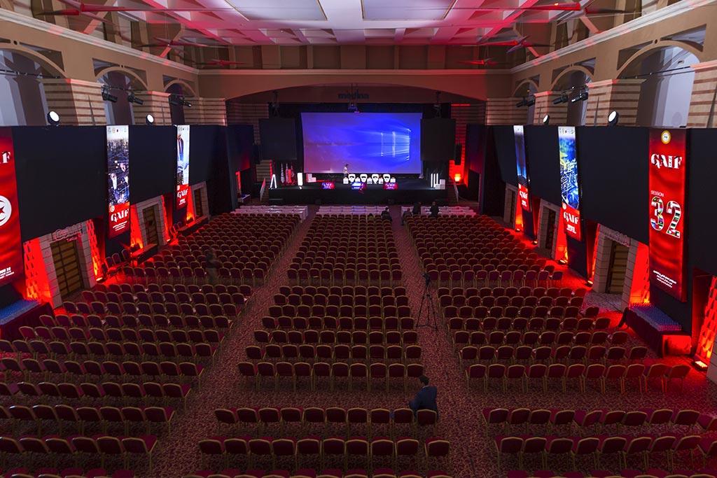 Medina Conference & Expo Center : créateurs d'événements