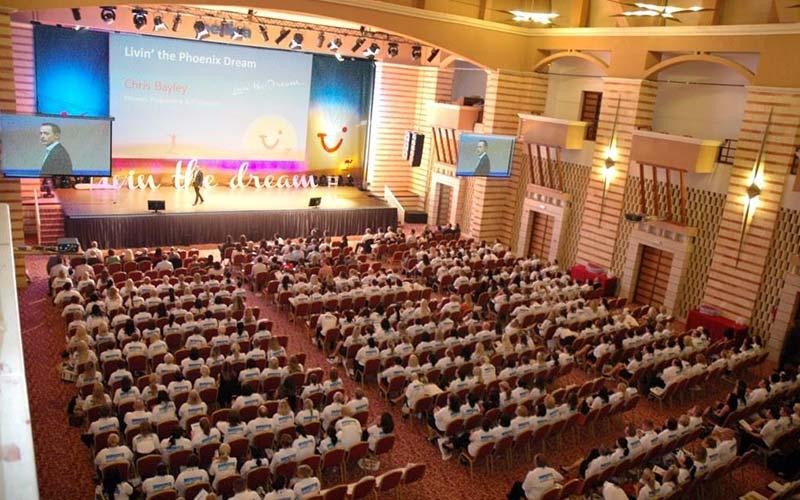 Medina Conference & Expo Center – événements à la hauteur